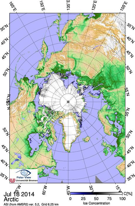 11) Ártico - 18-07-2014