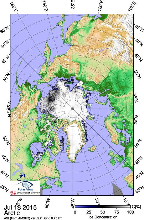 12) Ártico - 18-07-2015